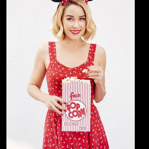 LC Lauren Conrad Dresses & Skirts - Lauren conrad minnie mouse disney dress 12